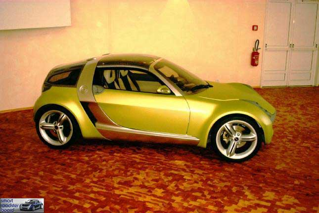 smart roadster concept. Black Bedroom Furniture Sets. Home Design Ideas
